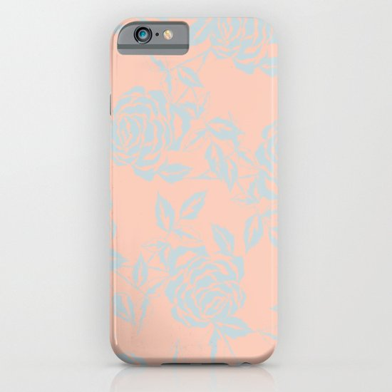Rose is a Rose - Garden party iPhone & iPod Case
