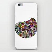 Verás el mundo según tus ojos iPhone & iPod Skin