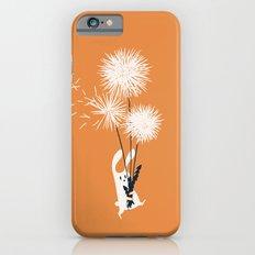 Bunny and Dandelion Bouquet Slim Case iPhone 6s