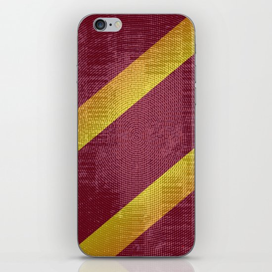 Trisected Hypnosis III iPhone & iPod Skin