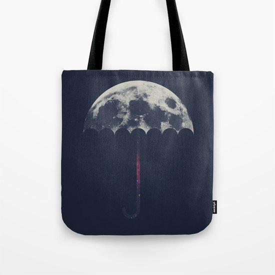 Space Umbrella Tote Bag