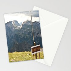 The Bear's Tooth Stationery Cards