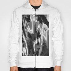 psychedelia in black & white Hoody