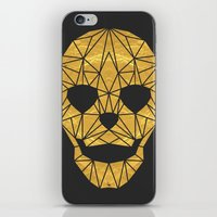 The Golden Child iPhone & iPod Skin