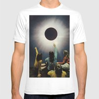 Do You See It? Mens Fitted Tee White SMALL
