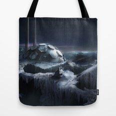 Ice City Tote Bag