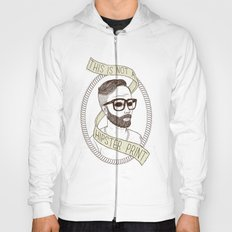 This Is Not A Hipster Print Hoody