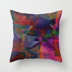 Abstraction # 2 Throw Pillow