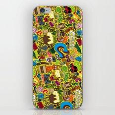 C Pattern iPhone & iPod Skin