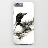 North Shore Loon iPhone 6 Slim Case