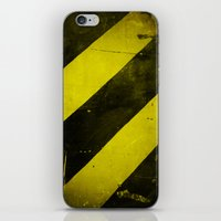 Warning II! iPhone & iPod Skin