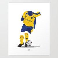 Torquay United 2003 - 05… Art Print