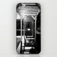 A California Wedding Story iPhone & iPod Skin