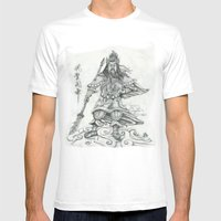 Gwan Gong Mens Fitted Tee White SMALL