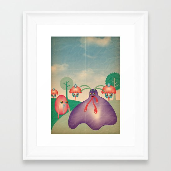 gonfolo Framed Art Print