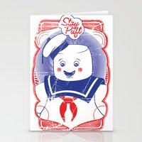 STAY PUFFT Stationery Cards