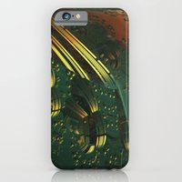 iPhone & iPod Case featuring Cannon Battery (Painterly) by Richard Jamison