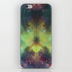 cosmic meditation  iPhone & iPod Skin