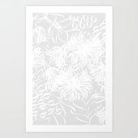 Calm Breezy Art Print