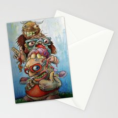 Character Totem Stationery Cards