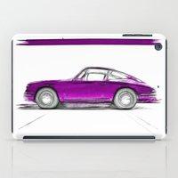 Porsche 911 / III iPad Case