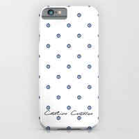 Bon Chance Blanc iPhone 6 Slim Case