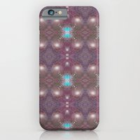 iPhone & iPod Case featuring merry purple christmas  by Pink grapes