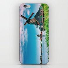 amazing windmills  iPhone & iPod Skin
