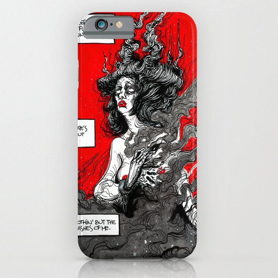 Ashes iPhone & iPod Case