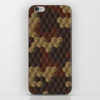 CUBOUFLAGE LUXE iPhone & iPod Skin