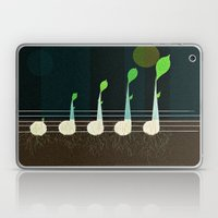 Music Seeds Laptop & iPad Skin