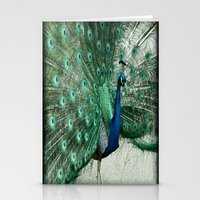Colorful Coat Stationery Cards