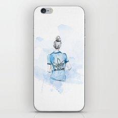 Adidas Girl iPhone & iPod Skin