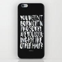 OTHERHALF iPhone & iPod Skin