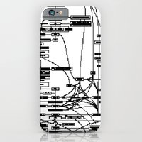 iPhone & iPod Case featuring system by Hector Pahaut