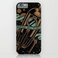 iPhone & iPod Case featuring sirens of titan - vonnegut by miles to go