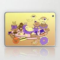 Breakfast Of Champions Laptop & iPad Skin