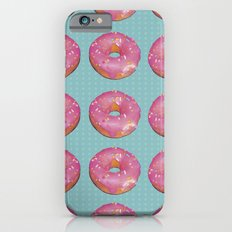 Pink Donuts iPhone 6 Slim Case