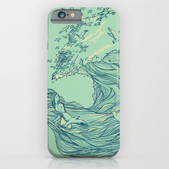 Ocean Breath iPhone & iPod Case