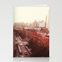 The Upper East Side (An Instagram Series) Stationery Cards
