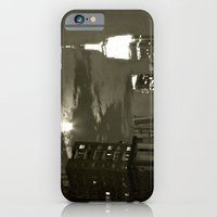 NYC under the moon iPhone 6 Slim Case