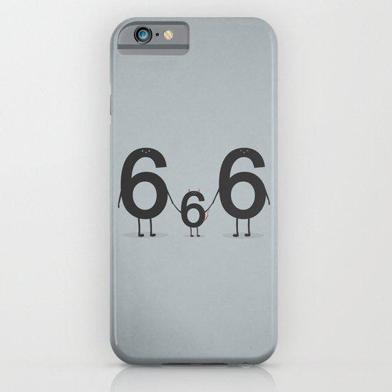 Happy Family iPhone & iPod Case