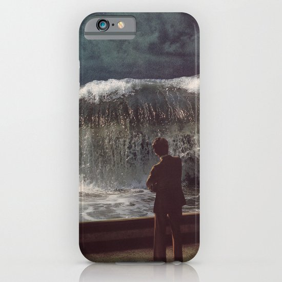SEA WALL iPhone & iPod Case
