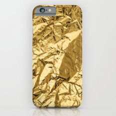 Golden Slim Case iPhone 6s