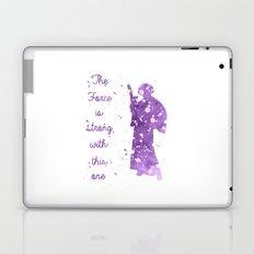 Princess Leia Star . Wars Laptop & iPad Skin
