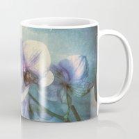 Vintage Orchids Mug