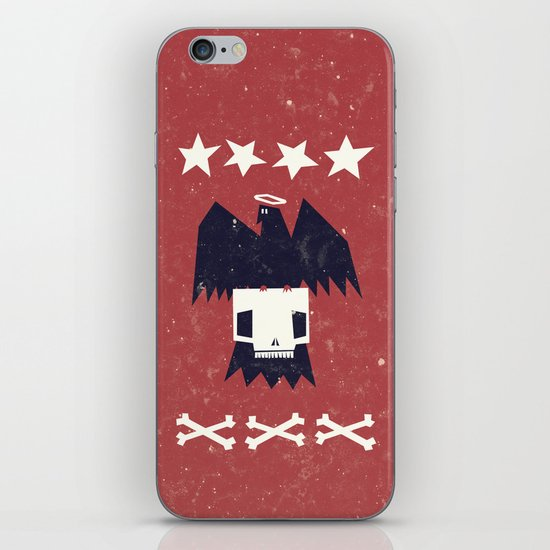 The need to feed iPhone & iPod Skin