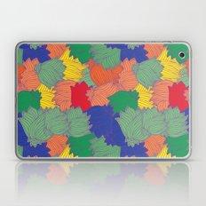 Floral Chaos Laptop & iPad Skin