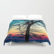 More Than I Can Say Duvet Cover