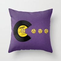 You Give Me Fever Throw Pillow